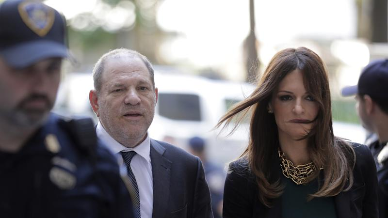 Harvey Weinstein expected in court as rape trial jury selection starts