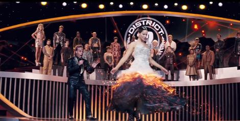 Hunger Games: Catching Fire contributes to massive Lionsgate profit