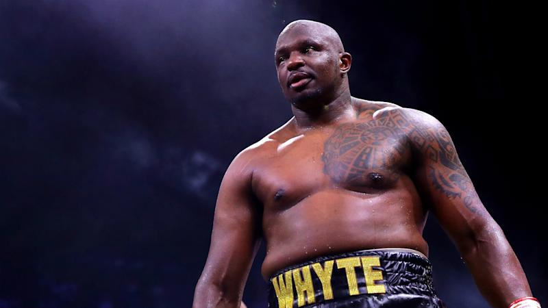 Dillian Whyte claims to have floored Tyson Fury on 'multiple occasions' in sparring