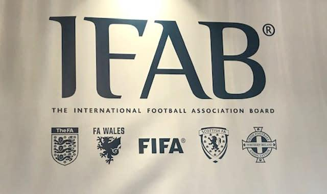 IFAB's decision-makers are drawn from the four British associations and FIFA (Jamie Gardner/PA)