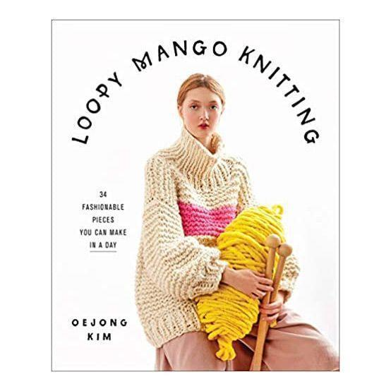 "<p><strong>Loopy Mango Knitting</strong></p><p>amazon.com</p><p><strong>$20.99</strong></p><p><a href=""https://www.amazon.com/dp/1419738089?tag=syn-yahoo-20&ascsubtag=%5Bartid%7C10055.g.32479861%5Bsrc%7Cyahoo-us"" rel=""nofollow noopener"" target=""_blank"" data-ylk=""slk:Shop Now"" class=""link rapid-noclick-resp"">Shop Now</a></p><p>GH's Design Director and expert crafter Mariana Tuma loves this book for having designs and knitting projects perfect for both beginners and experts. <strong>Reviewers especially love the loose, chunkier knit sweaters featured</strong>. If you want to learn how to make knitting clothes and accessories, this is the book for you. </p>"
