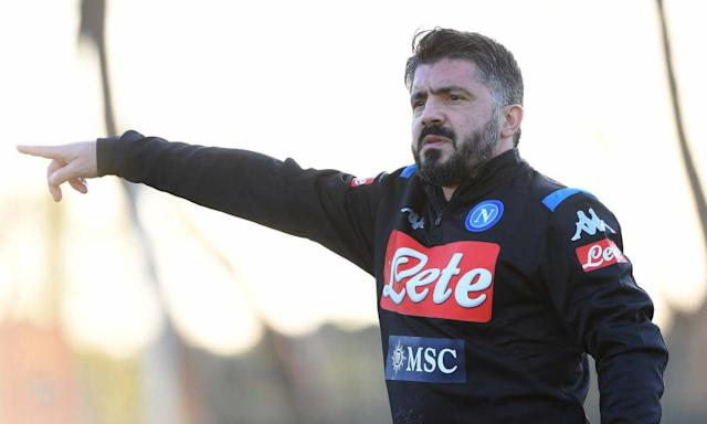 <span>Photograph: SSC Napoli/Getty Images</span>