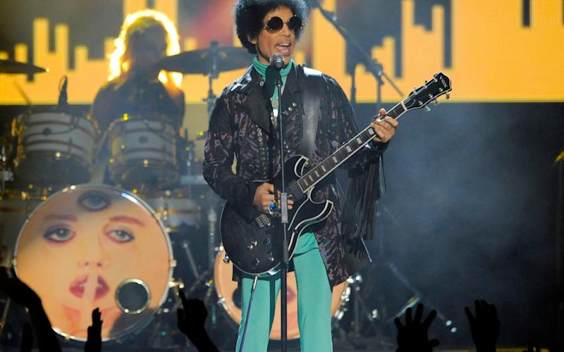 Prince was found unresponsive in a lift at his Paisley Park Studios, Minnesota in 2016 - Invision
