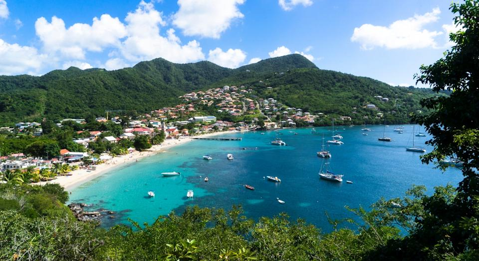 Martinique in the Caribbean was named the world's top emerging destination by Tripadvisor for 2021 (Getty)