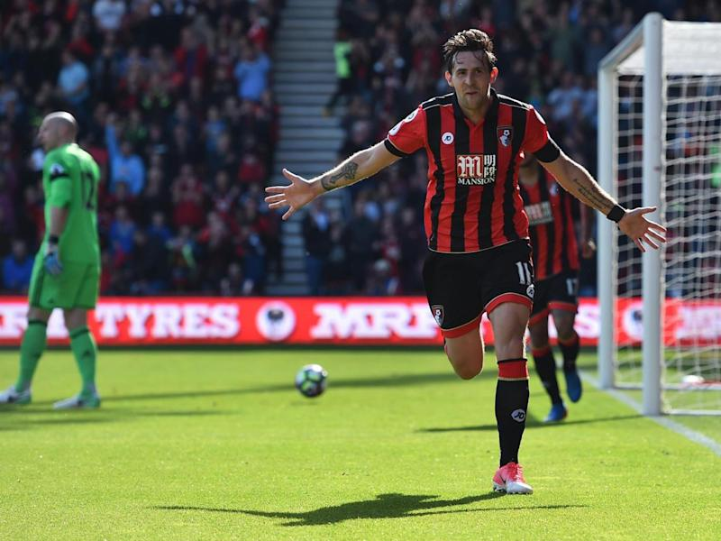 Bournemouth got two goals in each half (Getty)