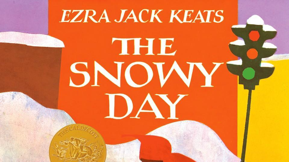 What Captivates Children About The Snowy Day ?