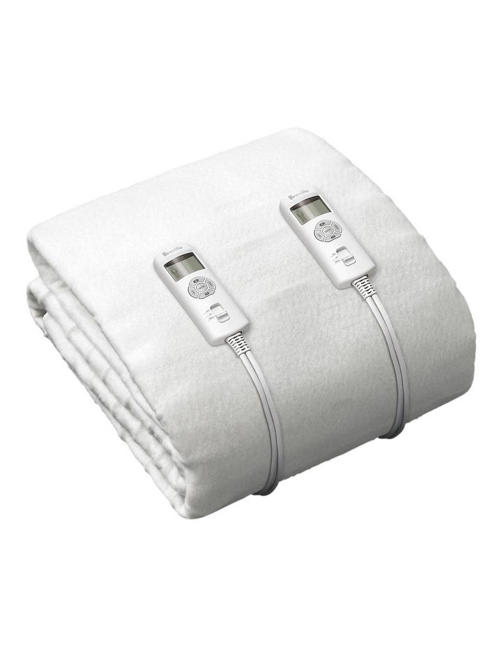 Breville Bodyzone Antibacterial Fitted Electric Blanket, from $169