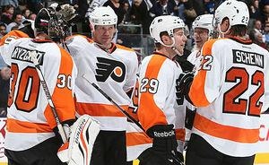 Philadelphia Flyers figuring it out at the right time