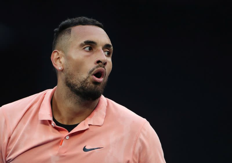 Kyrgios hits back at Coric for Adria Tour comments