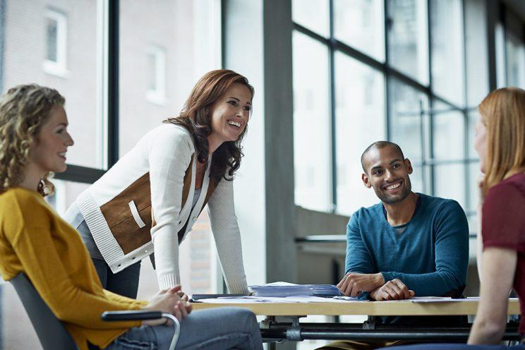 Key to workplace success is balance between fitting in and standing out