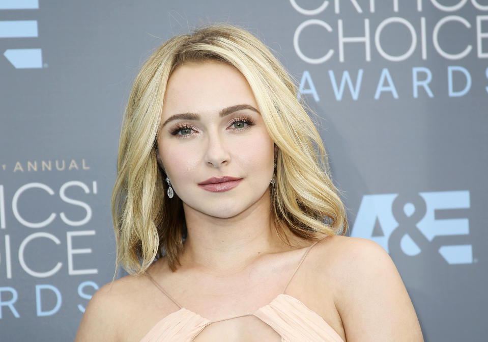 Hayden Panettiere is opening up about abuse as her ex-boyfriend, Brian Hickerson, is arrested on domestic violence charges.