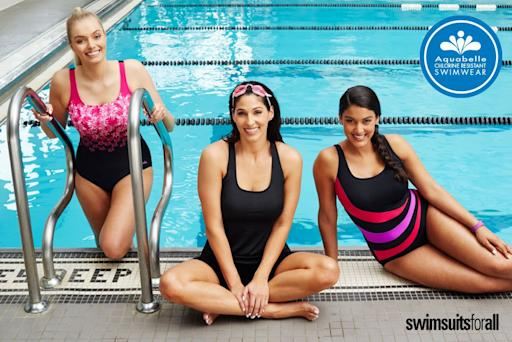 02719c59f789f swimsuitsforall Revamps Best-Selling Aquabelle Chlorine Resistant Swimwear  Collection