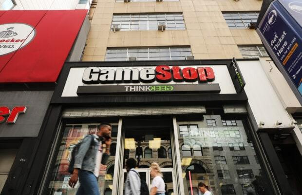 GameStop Reports Quarterly E-Commerce Sales Up 519%