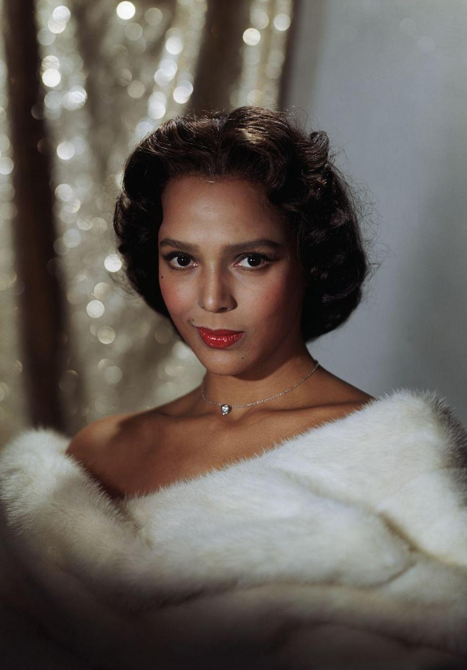 <p>After her solo debut, Dandridge's talents led her to a successful film career. In 1941 alone, she appeared in four films, including<em> Lady from Louisiana</em> and <em>Sun Valley Serenade.</em></p>