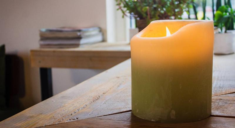 M&S launches luxury-looking 3-wick candles for £15. (Unsplash)