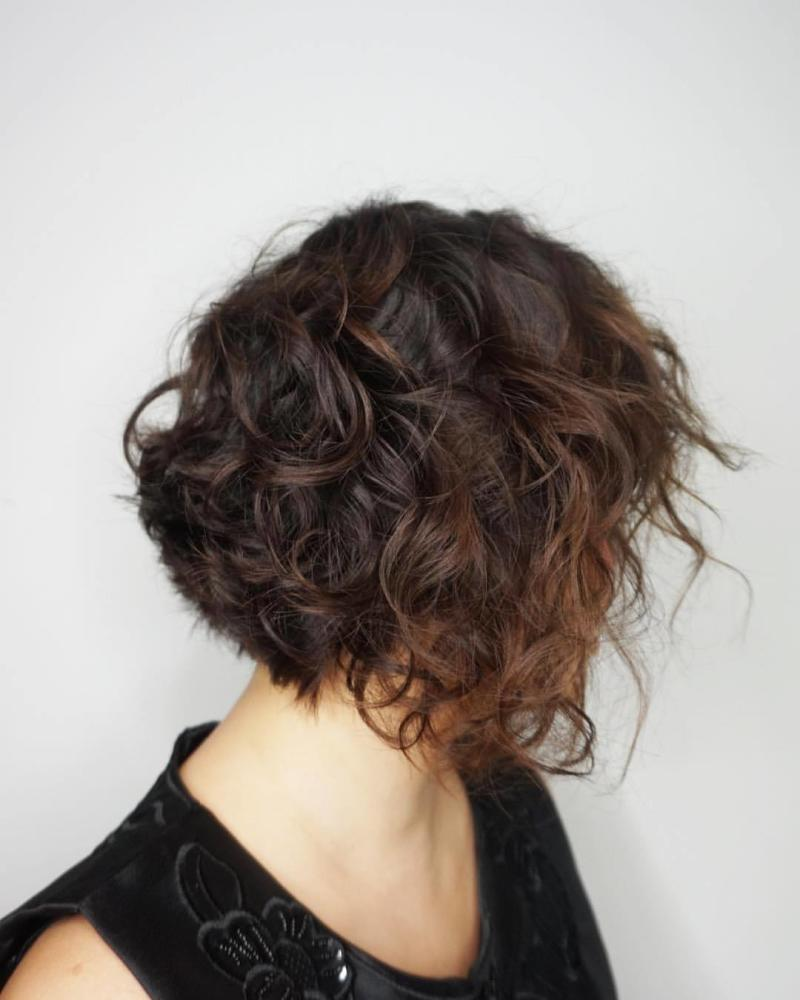 Best perms for short hair in singapore for C curl perm salon vim