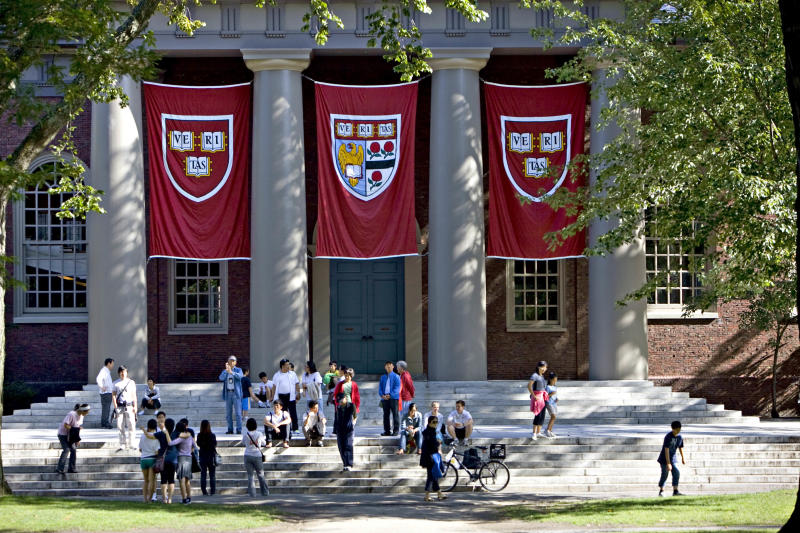 Call to Action': Harvard Students Launch Resistance School to Combat President Trump