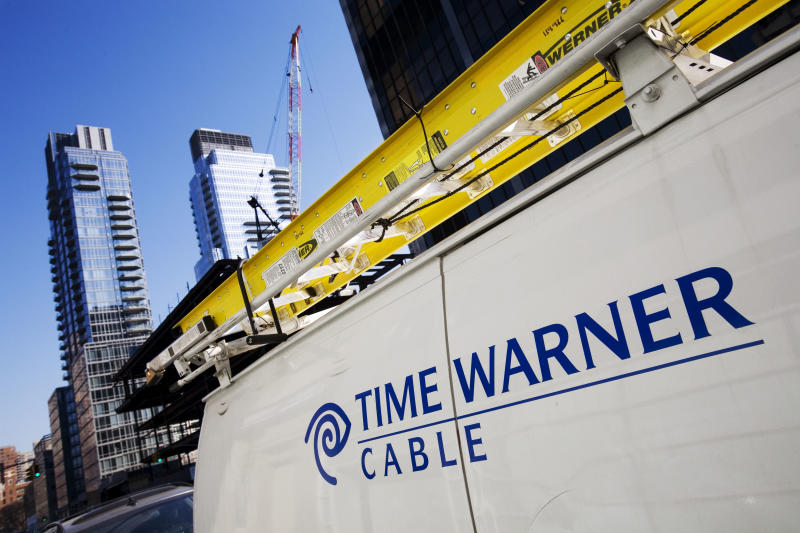 Comcast strikes deal to buy Time Warner Cable