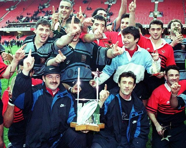 European Cup Toulouse 1
