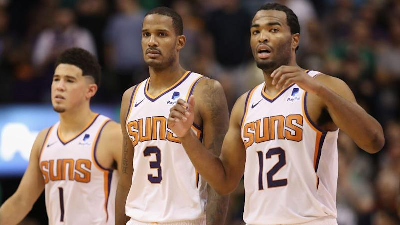 ee1ba7e9d459 Report  Trevor Ariza  checked out mentally  with Suns