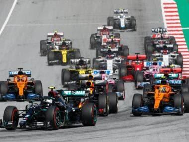Formula 1 2020: Organisers announce three new races; United States Grand Prix among four scrapped