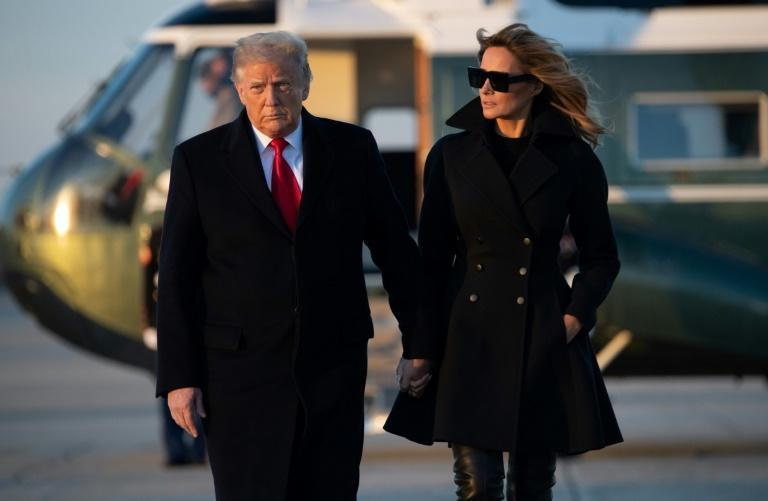 US President Donald Trump faces mounting crises -- most of them engineered by himself