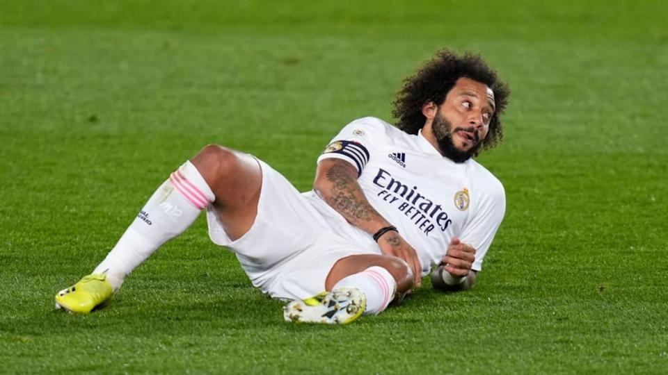 Marcelo, Real Madrid   Quality Sport Images/Getty Images