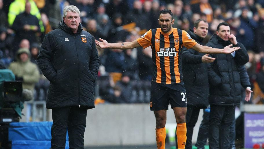 <p>Villa are suspected to operate with a 3-5-2 shape next season, and it is reported Steve Bruce is not happy with his options at right-back.</p>  <p>As a result, he may turn to a familiar face in Elmohamady, as the duo worked together at Hull.</p>  <p>The Egyptian has reportedly told his current employers he wants to leave this window and he could end up at Villa Park soon. </p>