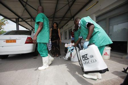 4 new Ebola cases recorded in north-west DRC
