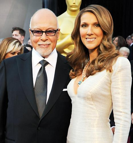 """Celine Dion Talks """"Tough Times"""" With Rene Angelil: """"It's Never Easy"""""""