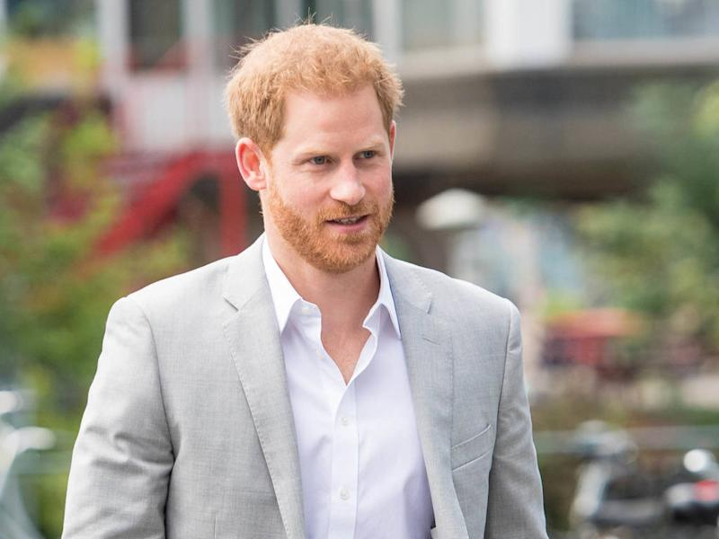 Prince Harry insists 'no-one is perfect' amid private jet controversy