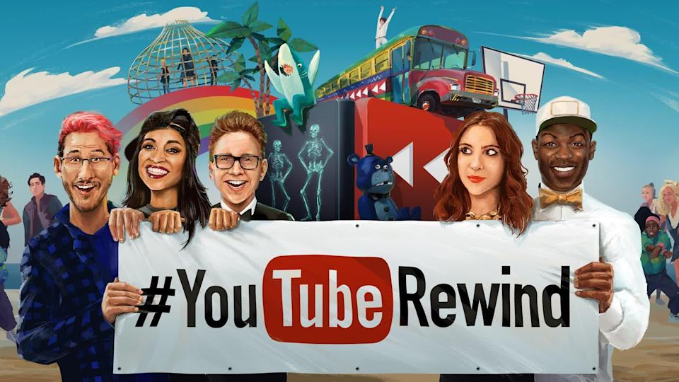 Youtube Rewind canceled but will leave a void