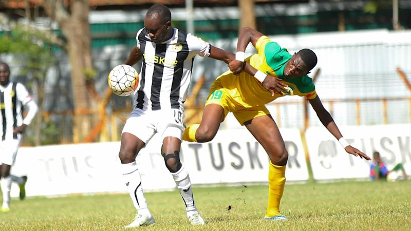 Mathare United sip Tusker to move four points clear at the top