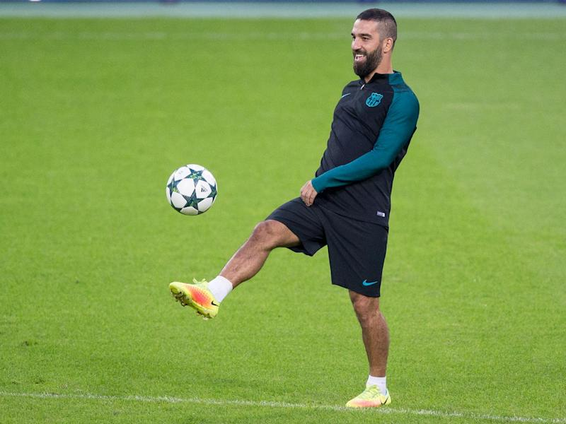 Turan is not a first-team regular at Barcelona (Bongarts/Getty)