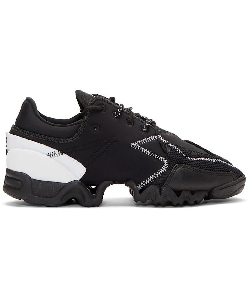 factory price 9098d 9f2bb The hype  Yohji Yamamoto and adidas s collaborative Y-3 collection recently  introduced the Ekika model. It s equal parts avant-garde and sporty with a  touch ...