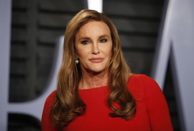 Caitlyn Jenner says she's no longer interested in speaking about her political beliefs. (Photo: REUTERS/Danny Moloshok)