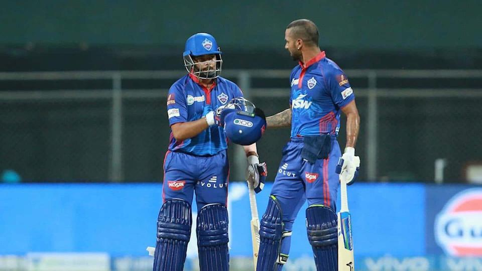 IPL 2021, DC beat CSK at the Wankhede: Records broken