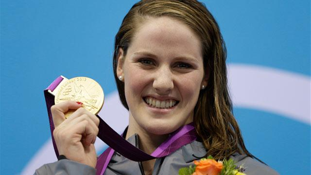 Missy Franklin Wants to Swim in College, Put Off Endorsement Fortunes
