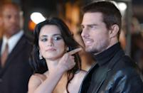 <p>Tom Cruise was at the peak of his powers in 2003. He was still enjoying an unbelievable hot streak that started in the mid-80s, with <em>Top Gun</em>, and would extend into the 2000s. Cruise had already closed out the '90s with a Golden Globe award and Oscar nomination for <em>Magnolia,</em> and started the new millennium with <em>Mission: Impossible 2</em>, <em>Vanilla Sky</em>, and <em>Minority Report</em>. Not bad. In 2003, he would put out <em>The Last Samurai</em>, which, importantly, saw Cruise return to the long hair of his <em>Magnolia</em> days. In fact, in 2003, Cruise would sport both long <em>and</em> short hair. Legend. He also continued to date Penelope Cruz (a relationship that lasted three years until their split in January 2004). In other words: Cruise was having a helluva good time in 2003.</p>