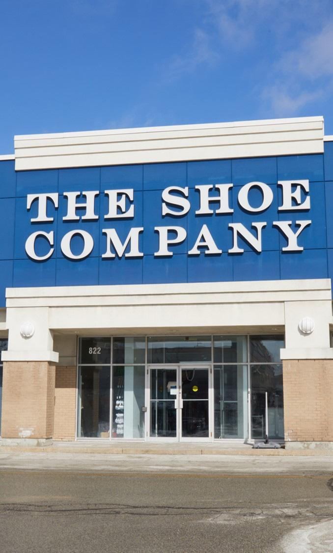 The Shoe Company is the footwear solution for the whole family