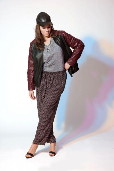 10 Plus-Size Winter Layering Tips