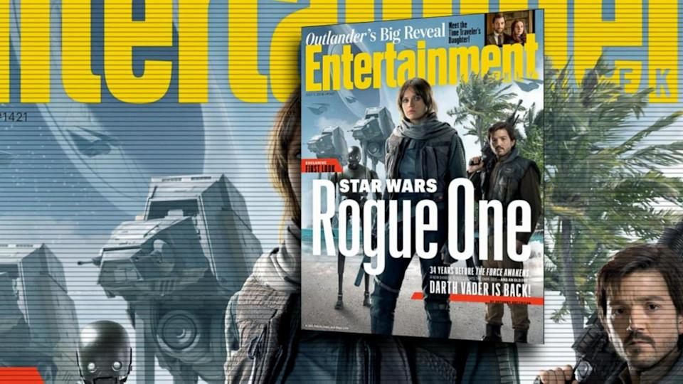 'Rogue One: A Star Wars Story': 'Darth Vader is Back'
