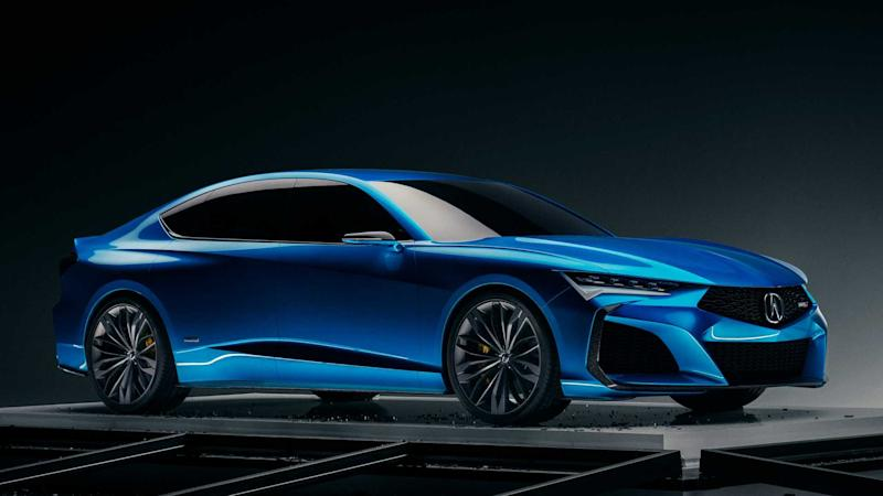 Acura Type S Concept Feature Image