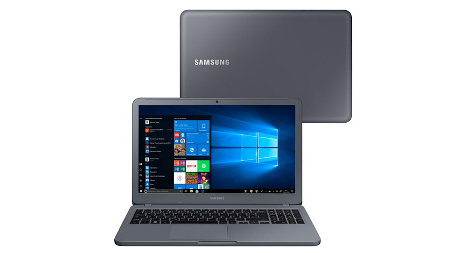 Notebook Samsung Core i3-7020U Essentials E30
