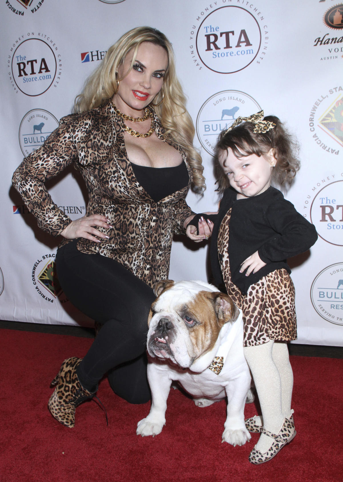 Coco Austin Criticized for 5-Year-Old Daughter Chanel's 'Mini' Nail Tips In School Photo - Yahoo Lifestyle