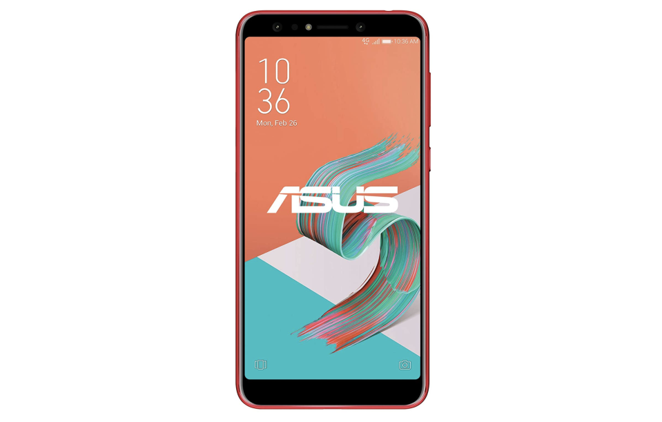 Asus Zenfone 5Q. Foto: amazon.com.mx