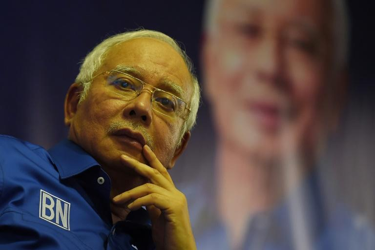 Former Malaysian leader Najib Razak arrested amid corruption probe