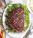 """<p>How stunning is this ham? A smattering of whole cloves makes for a beautiful exterior.</p><p><strong>Get the recipe at <a href=""""https://iambaker.net/honey-glazed-ham/"""" rel=""""nofollow noopener"""" target=""""_blank"""" data-ylk=""""slk:I Am Baker"""" class=""""link rapid-noclick-resp"""">I Am Baker</a>.</strong></p><p><a class=""""link rapid-noclick-resp"""" href=""""https://go.redirectingat.com?id=74968X1596630&url=https%3A%2F%2Fwww.walmart.com%2Fip%2FThe-Pioneer-Woman-Classic-Charm-18-Inch-Oval-Platter%2F530906521&sref=https%3A%2F%2Fwww.thepioneerwoman.com%2Ffood-cooking%2Fmeals-menus%2Fg34573457%2Fchristmas-ham-recipes%2F"""" rel=""""nofollow noopener"""" target=""""_blank"""" data-ylk=""""slk:SHOP PLATTERS"""">SHOP PLATTERS</a></p>"""