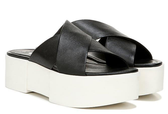 "<p>A true '90s throwback.</p> <p><a href=""https://www.popsugar.com/buy/Sarto-Dyanna-Platform-Sandal-573294?p_name=Sarto%20Dyanna%20Platform%20Sandal&retailer=francosarto.com&pid=573294&price=125&evar1=fab%3Aus&evar9=47446893&evar98=https%3A%2F%2Fwww.popsugar.com%2Ffashion%2Fphoto-gallery%2F47446893%2Fimage%2F47463519%2FSarto-Dyanna-Platform-Sandal&list1=sandals%2Cshoes%2Ctrends%2Csummer%2Cfashion%20shopping&prop13=mobile&pdata=1"" class=""link rapid-noclick-resp"" rel=""nofollow noopener"" target=""_blank"" data-ylk=""slk:Sarto Dyanna Platform Sandal"">Sarto Dyanna Platform Sandal</a> ($125)</p>"