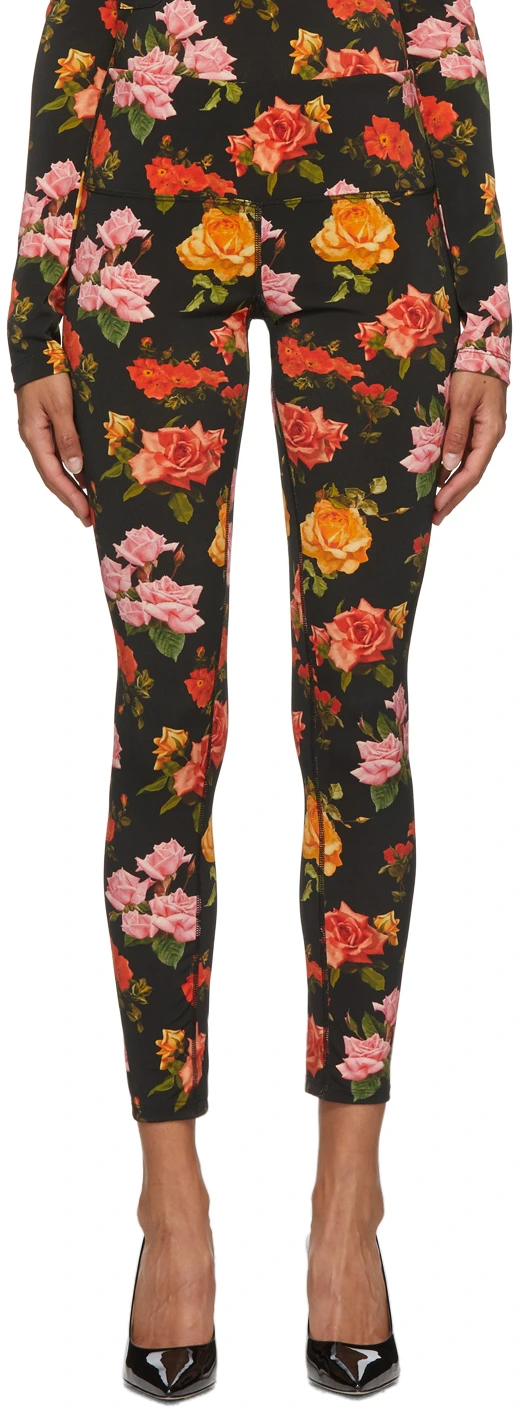 """<h3>Printed Leggings</h3><br><br>Patterned leg-huggers exist in iterations from chill to no chill, meaning that you can a.) keep it low-key with a subtle, tonal monochrome print or b.) unfurl that freak flag with a flower-powered explosion of color, or c.) meet somewhere in the middle with a cool, trend-friendly snake print. Choose your own adventure, leggings-lovers!<br><br><strong>Commission</strong> Multicolor Floral Beach Leggings, $, available at <a href=""""https://go.skimresources.com/?id=30283X879131&url=https%3A%2F%2Fwww.ssense.com%2Fen-us%2Fwomen%2Fproduct%2Fcommission%2Fmulticolor-floral-beach-leggings%2F5807751"""" rel=""""nofollow noopener"""" target=""""_blank"""" data-ylk=""""slk:SSENSE"""" class=""""link rapid-noclick-resp"""">SSENSE</a>"""